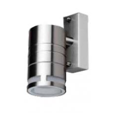 Applique da esterno per muro per lampadina GU10
